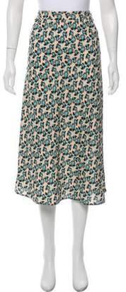 Marni Floral Midi Skirt w/ Tags