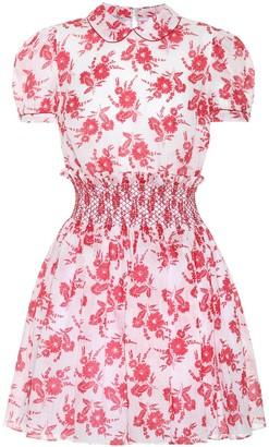 Miu Miu Floral-printed dress