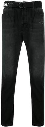 Off-White tapered jeans