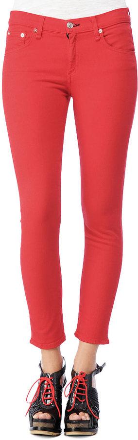 Capri - Crimson