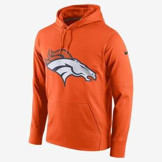 Nike Circuit Logo Essential (NFL Broncos) Men's Pullover Hoodie