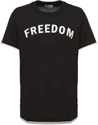 RED Valentino Freedom T-shirt