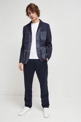 French Connenction Heavy Stitch Multi-Dye Jacket