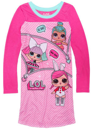 LTB Ame Little & Big Girls L.O.L. Surprise! Nightgown