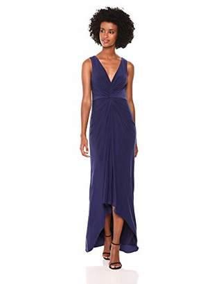 Adrianna Papell Women's AP1E4133 Party Dress (Admiral Blue Air), 8 (Manufacturer Size: 4)