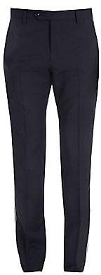 Valentino Men's Piped Cotton Pants