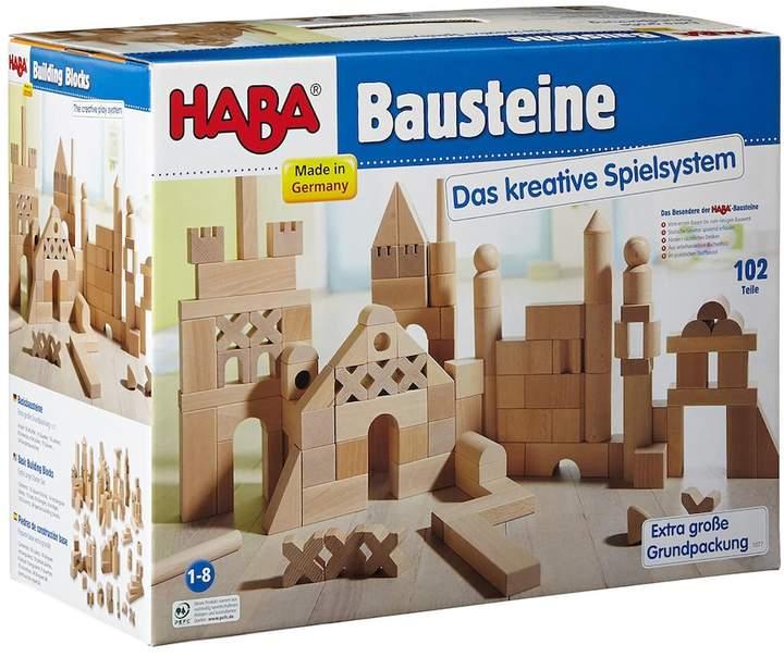 HabaHABA Extra Large Building Blocks Starter Set