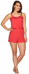 Cosabella Dream Jersey Knit Sleep Romper