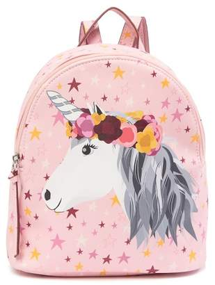 T-Shirt & Jeans Unicorn Graphic Backpack