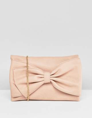 Oasis Occasion Bow Front Cross Body Bag