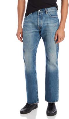 Levi's Painted 501 Jeans