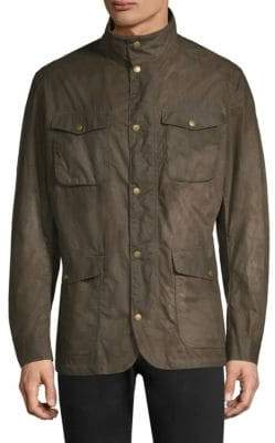 Barbour Lightweight Wax Ogston Jacket