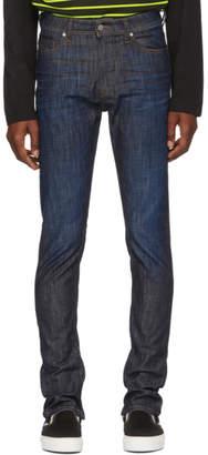 Diesel Blue Deepzip Jeans
