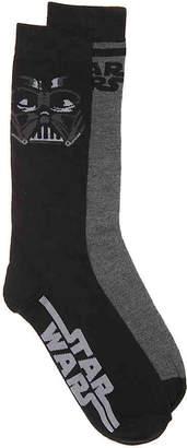 Star Wars Crew Socks - 2 Pack - Men's