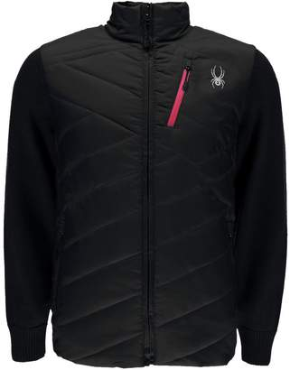 Spyder Ouzo Hybrid Insulated Jacket - Men's