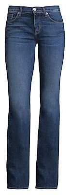 Hudson Jeans Women's Drew Mid-Rise Bootcut Jeans