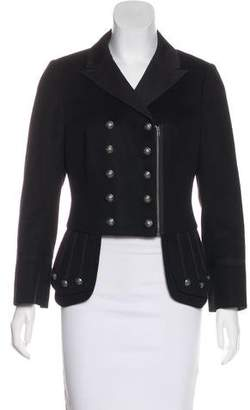 Bird by Juicy Couture Wool Double-Breasted Jacket