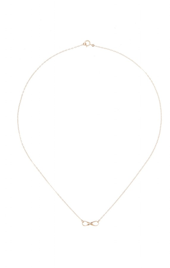 Poupette Infinity Necklace