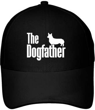 Corgi Idakoos The Dogfather Pembroke Welsh Dogs - Baseball Cap 5a58e20f098e