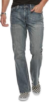 Men's Urban Pipeline Relaxed Bootcut Silver Haze Jeans