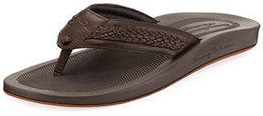 Tommy Bahama Waters Edge Leather Sandal