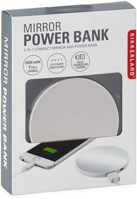 Kikkerland Mirror Power Bank
