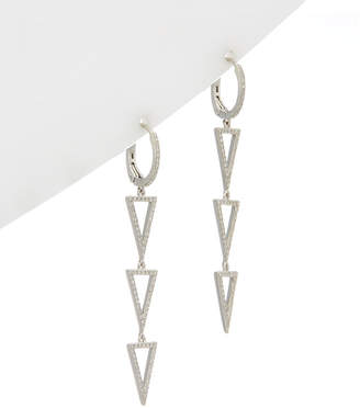 Effy Fine Jewelry 14K 0.55 Ct. Tw. Diamond Drop Earrings