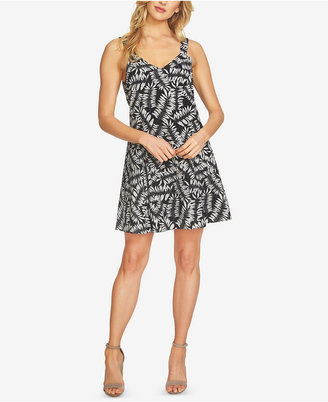 1.state Printed Fit & Flare Dress $109 thestylecure.com