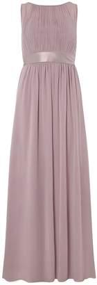 Dorothy Perkins Womens **Showcase Mocha 'Natalie' Maxi Dress
