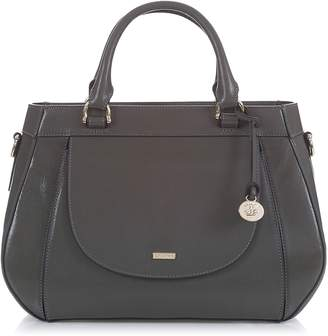 Brahmin Raelynn Leather Satchel