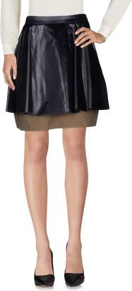 Montecore Knee length skirts - Item 35330877WX