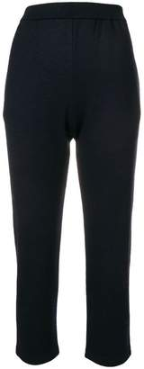 Jil Sander cropped knit trousers