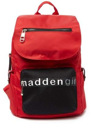 Madden-Girl Flap Sport Backpack