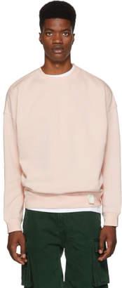 N.Hoolywood Pink Classic Sweatshirt