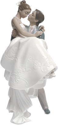 Lladro Porcelain The Happiest Day Figurine