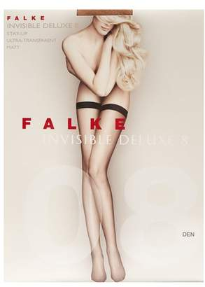 Falke Invisible Deluxe 8 Hold Ups - Womens - Nude
