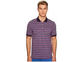 Missoni Mare Mare Jersey Pique Rigato Polo Men's Clothing