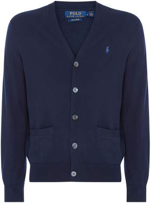 Men's Pima Cotton Cardigan