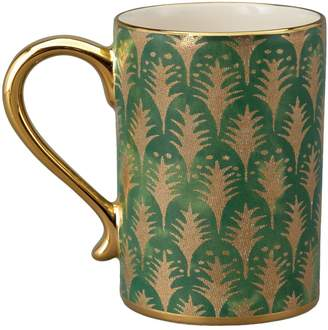 L'OBJET Fortuny Melagrana Mugs (Set of 4)