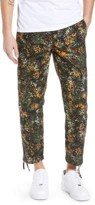 Topman Sponge Print Classic Cotton Cargo Pants
