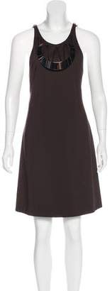 Barbara Bui Sleeveless Knee-Length Dress