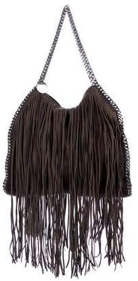 Stella McCartney Fringe Falabella Shoulder Bag
