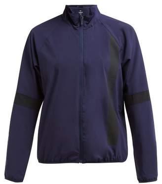 Calvin Klein Wind Resistant Technical Jacket - Womens - Navy Multi