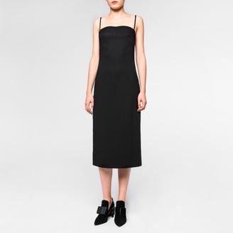 Women's Black Bandeau Dress $795 thestylecure.com
