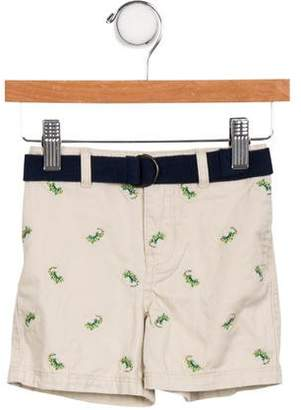 Polo Ralph Lauren Boys' Embroidered Bermuda Shorts
