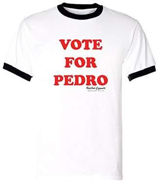 Dynamite Napoleon Men's Vote for Pedro Graphic T-Shirt