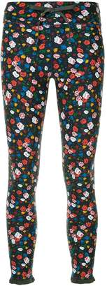 The Upside floral print leggings