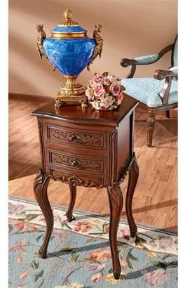 Toscano Design Saint-Lazare Louis XV Occasional Table