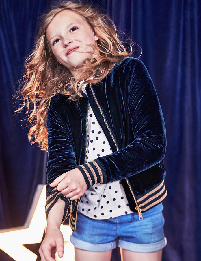 Boden Star Bomber Jacket