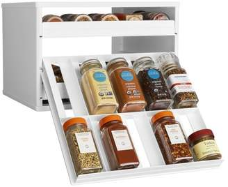 YouCopia SpiceStack Chef's Edition 30-Bottle Cabinet Spice Rack